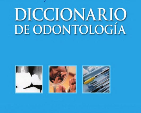 Diccionario de Odontología Mosby