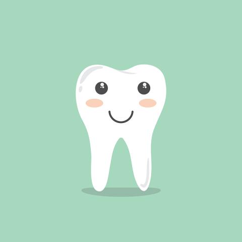 smilng teeth