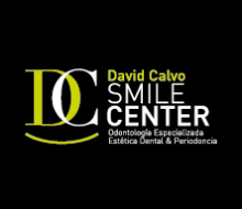 Logo Clínica Dental DC Smile Center A Coruña